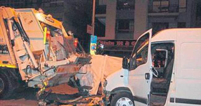 Kazada ölen kişi alkollü çıktı