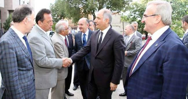 Bursa'da üst düzey toplantı!