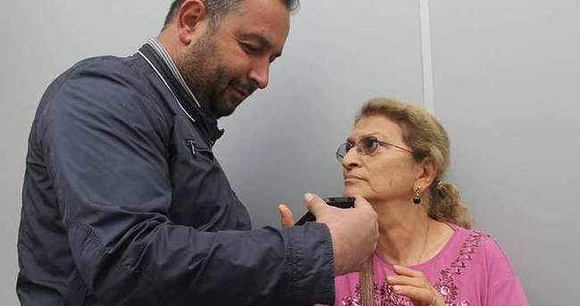 Gerçek polise inanmayıp sahte polise 100 bin lira kaptırdı