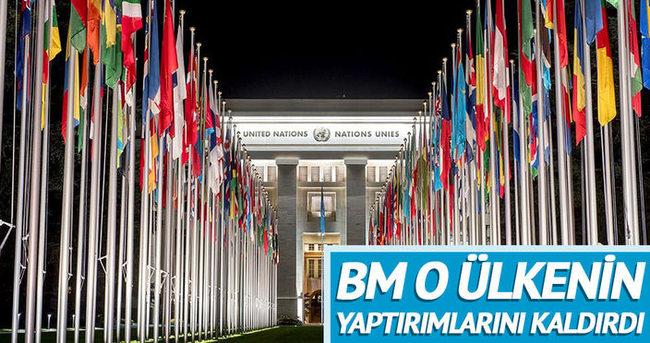 BM, Fildişi Sahili'ne yaptırımları kaldırdı