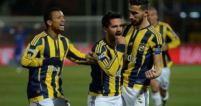 Fenerbahçe, Gaziantepspor'a 35 yıldır evinde kaybetmiyor