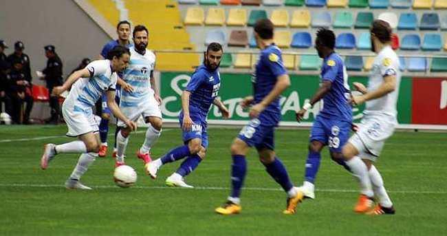 Kayseri Erciyesspor 2. Lig'e düştü