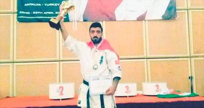 Karatenin altın çocuğu yine zirveye çıktı