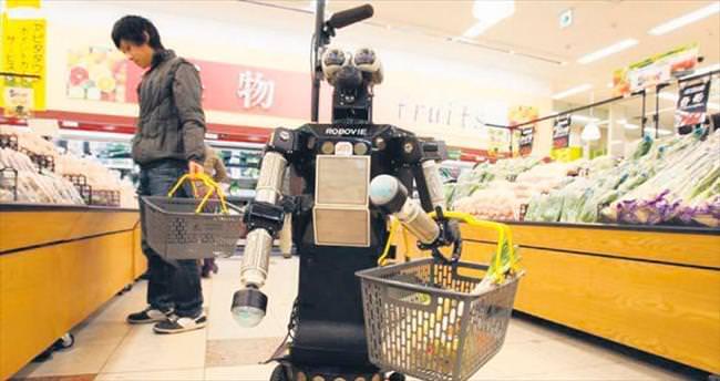 İşler robotlara emanet