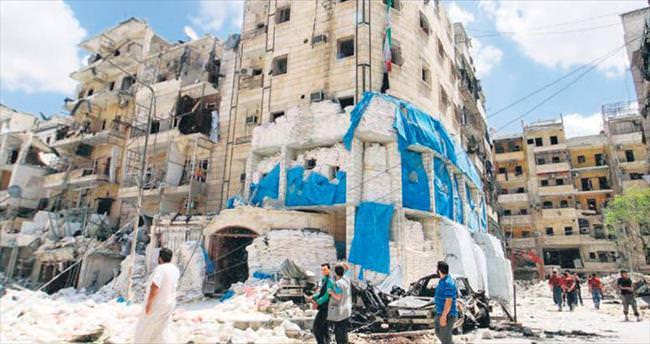 Yeni Suriye'nin inşası Türkiye'ye kazandırır