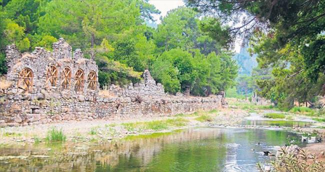 Yedi ünlü antik kent