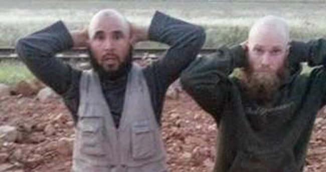 Suriye sınırında 2 DAEŞ'li terörist yakalandı