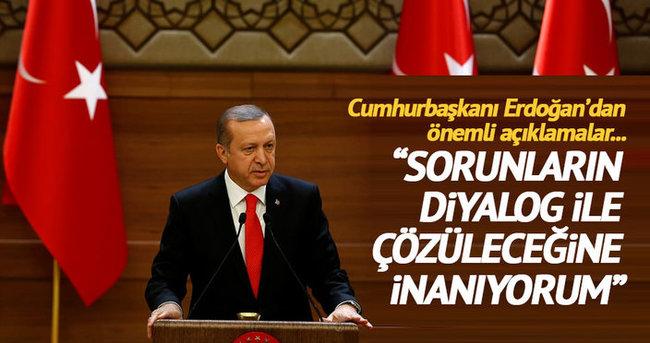Cumhurbaşkanı'ndan 1 Mayıs açıklaması!