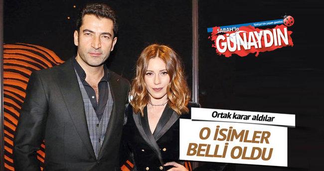 Sinem Kobal ile Kenan İmirzalıoğlu'nun şarkıcıları belli oldu!