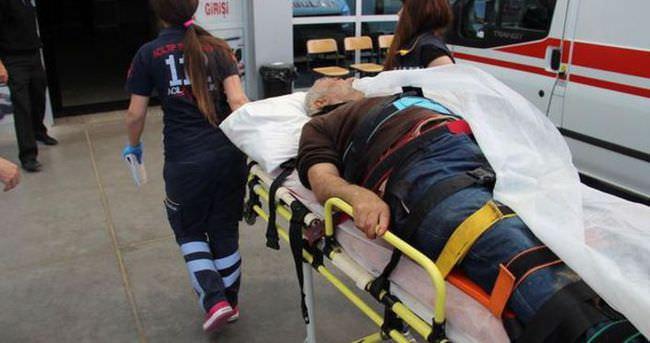 Zonguldak'ta 48 yaşındaki adam arkadaşını vurdu
