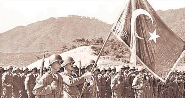 Antalya'nın Kore gazileri