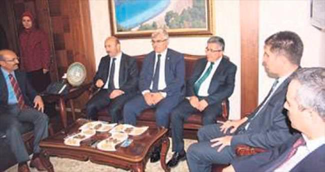 Burdur'a 897 milyonluk yatırım