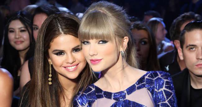 Selena Gomez: Flörtüm Taylor Swift