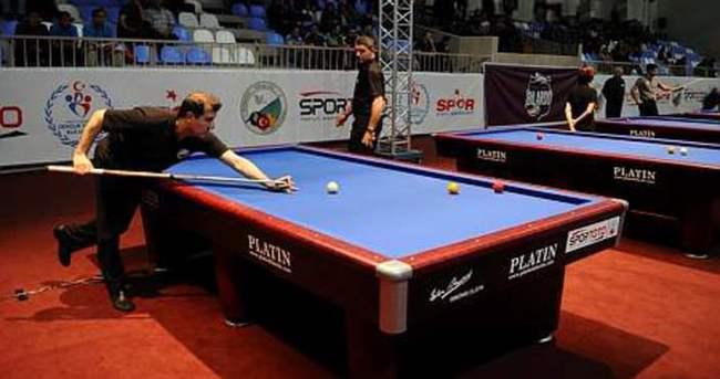 Türkiye Üç Bant Bilardo Şampiyonası