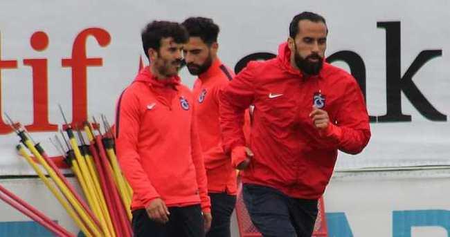 Trabzonspor'da Erkan Zengin'e noter tespiti