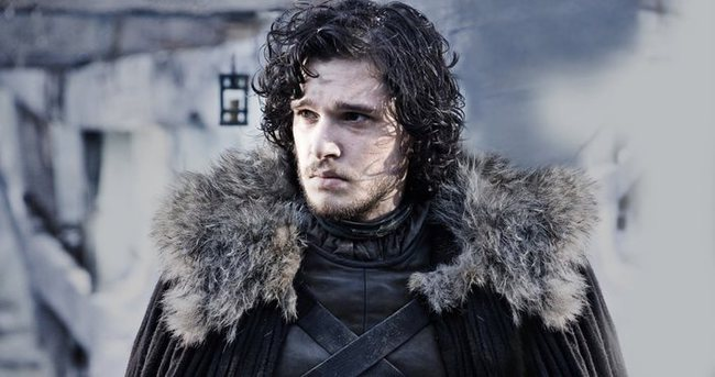 Game Of Thrones'ta Jon Snow geri döndü