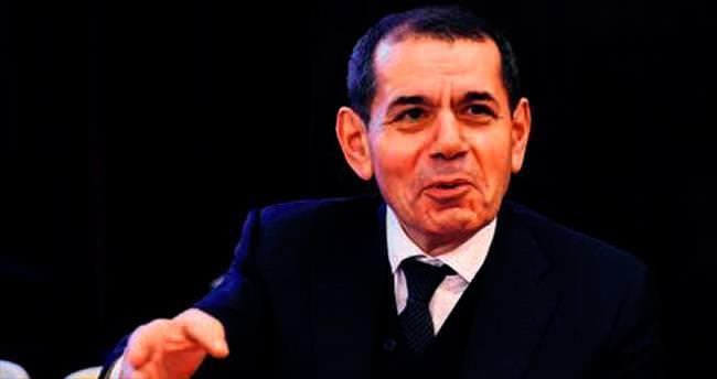 Başkan Özbek parasını aldı
