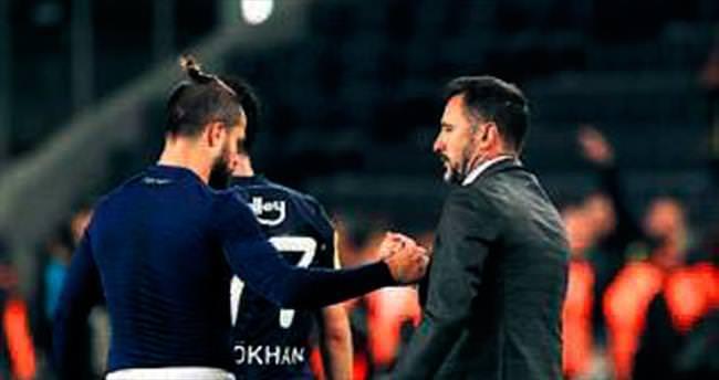 Pereira, Diego'ya destek verdi: Üzülme ben de ıslıklanıyorum