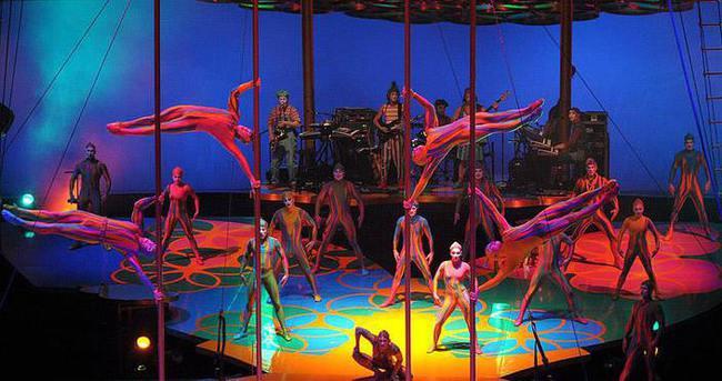 Cirque du Soleil İstanbul'da sahne alacak