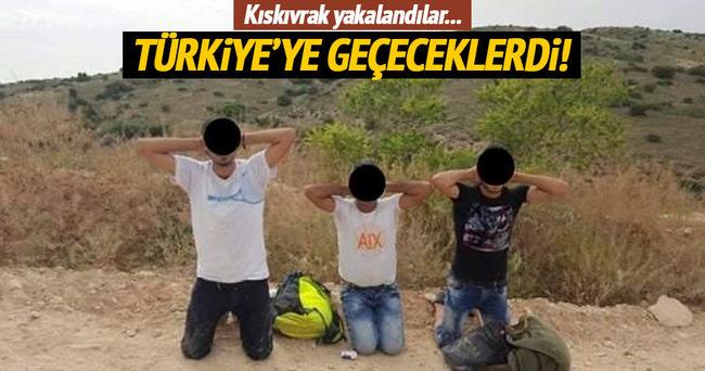 Gaziantep'te 3 PYD'li yakalandı!