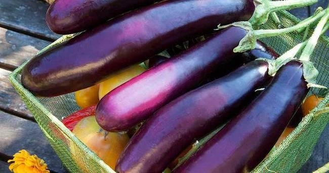 Cilt kanserine karşı patlıcan önerisi