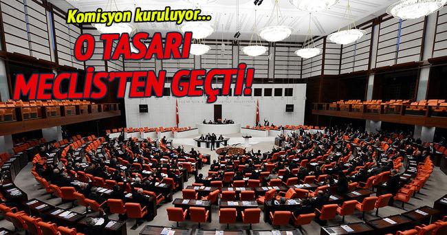 Kolluk kuvvetleri tasarısı Meclis'ten geçti!