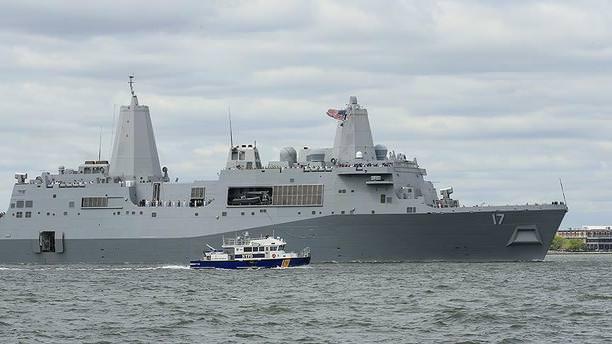 ABD ordusundan insansız gemi testi