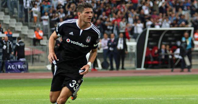Mario Gomez konuştu: Kesinlikle Beşiktaş'tan...