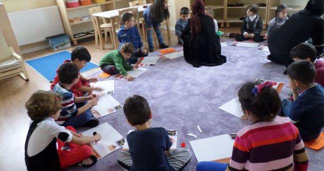 Palet Montessori yurtdışı eğitim ve burs programı
