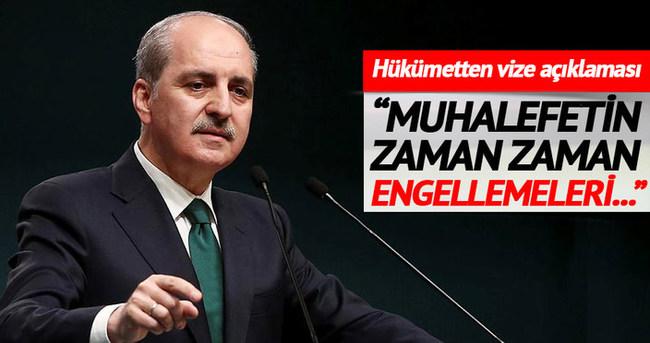 Türkiye samimi olduğunu ortaya koymuştur
