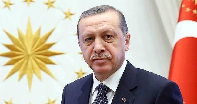 Cumhurbaşkanı Erdoğan'dan taziye telgrafı