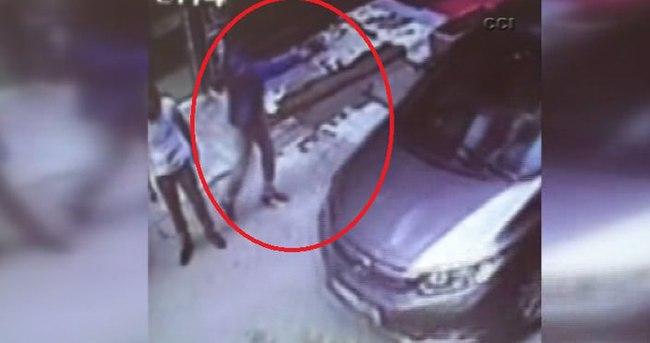 Bakırköy'de sokak ortasında infaz kamerada