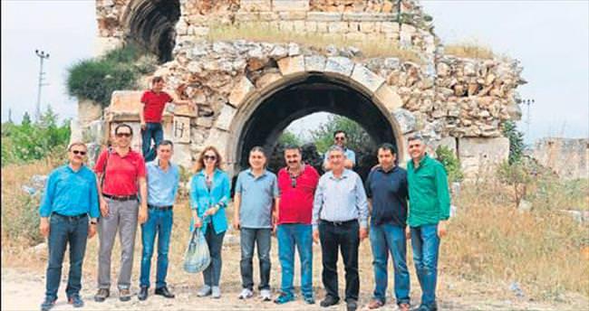 Turizm tarihle ayağa kalkacak