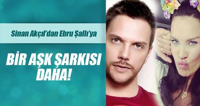 Sinan'dan Ebru'ya yeni aşk şarkısı geliyor