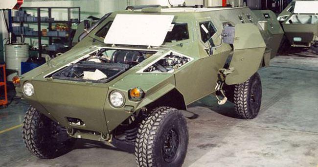 Otokar'a 64,8 milyon avroluk zırhlı araç siparişi