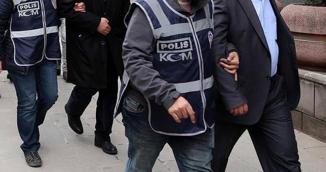 FETÖ/PDY operasyonlarında 13 kişi tutuklandı
