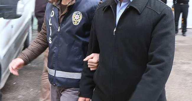 Erzurum'daki terör operasyonunda 9 gözaltı
