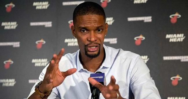 Bosh'tan Miami Heat'e kötü haber