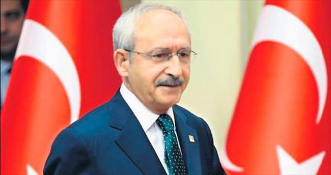 Kılıçdaroğlu Davutoğlu'na hakkını helal etti