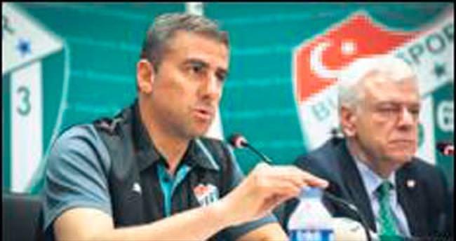 Bursa, Hamzaoğlu ile yola devam edecek
