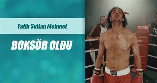Fatih Sultan Mehmet boksör oldu