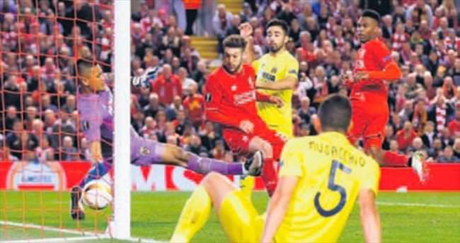 Finalin adı kondu: Liverpool-Sevilla
