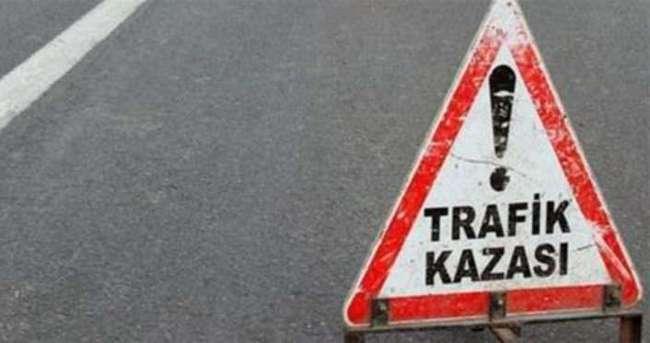 Zonguldak'ta feci kaza: 2 yaralı