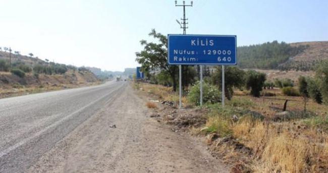Kilis'te 'özel güvenlik bölgesi' uygulaması
