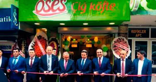 Oses'in Kızılay şubesi açıldı