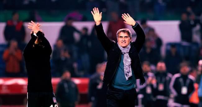 Beşiktaş'ın 6 maddelik zafer planı