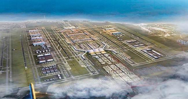 3. Havalimanı'nın Karadeniz sahiline liman geliyor