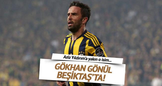 Gökhan Gönül Beşiktaş'ta