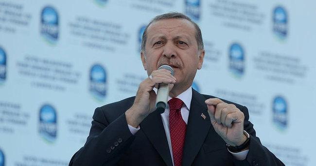 Cumhurbaşkanı Erdoğan: ASALA ile bize karşı slogan attılar