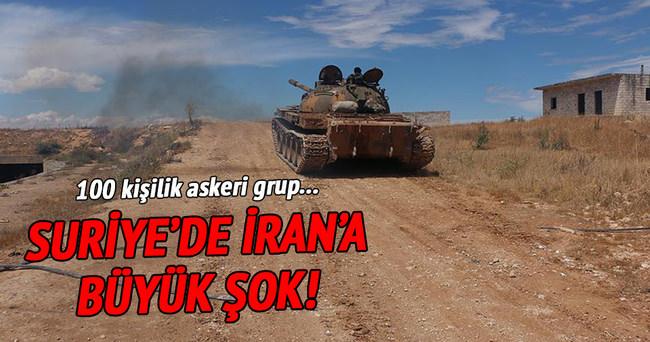 Suriye'de İran'a büyük şok!